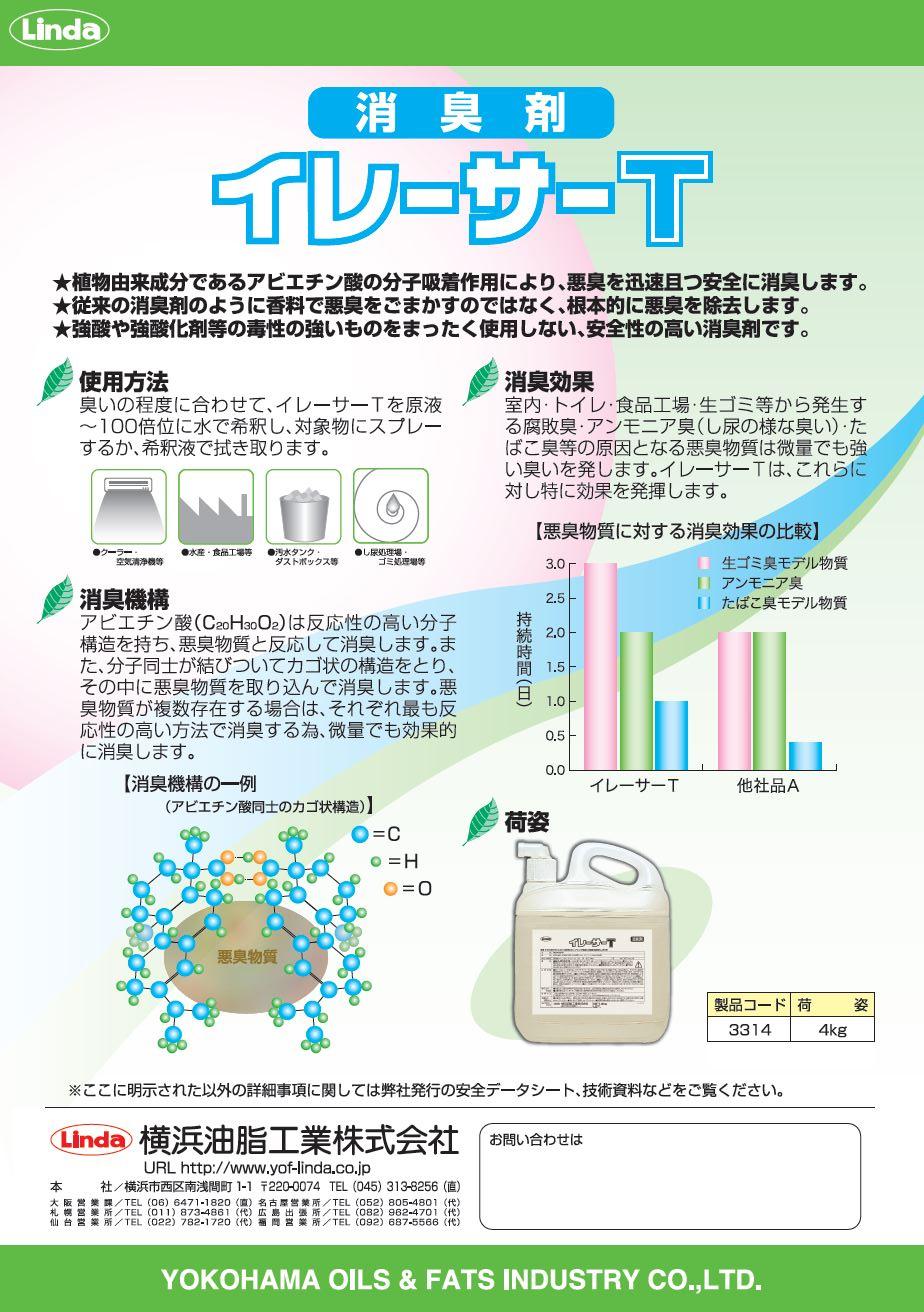 横浜油脂 イレーサーティー